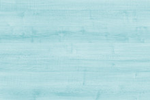 Pastel Wood Planks Texture, Vintage Blue Wooden Background. Old Weathered Aquamarine Board. Texture. Pattern. Wood Background