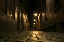 Urban Alley Way