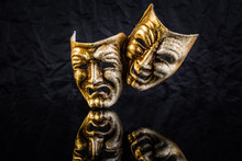 Two Theatrical Masks Are Good ...