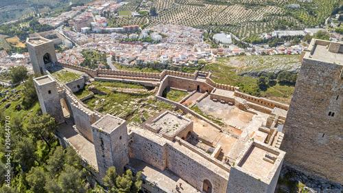 Castillo de Santa Catalina Jaén