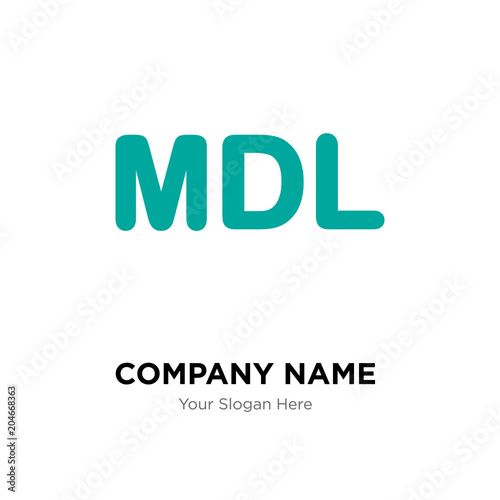moldova currency company logo design template colorful vector icon