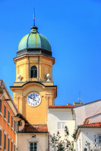 City Clock Tower Gradski Toran...
