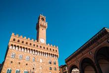Palazzo Vecchio In Florence, I...