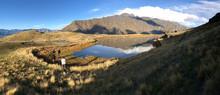 Photographers At A Lake At Kel...