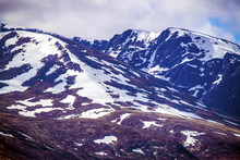 View Of Ben Nevis, Britain's H...