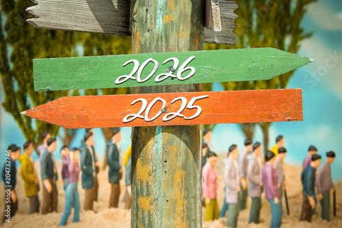 Poster  Schild 313 - 2026