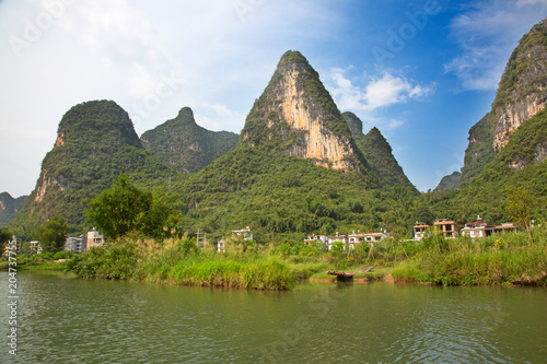 Foto op Canvas Guilin Li River