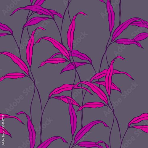 liscie-fioletowe-i-rozowe-na-szarym-tle