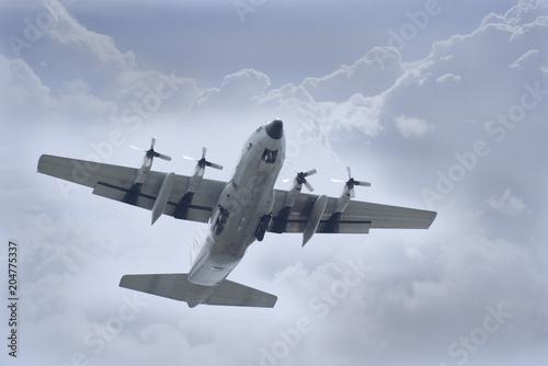 Fényképezés  C-130 Thai Air Force