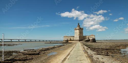 Foto op Canvas Vestingwerk Fort Louvois à Bourcefranc au pied de l'île d'Oléron