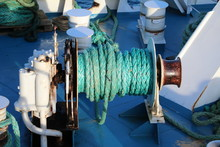 Anchor Rope Coil