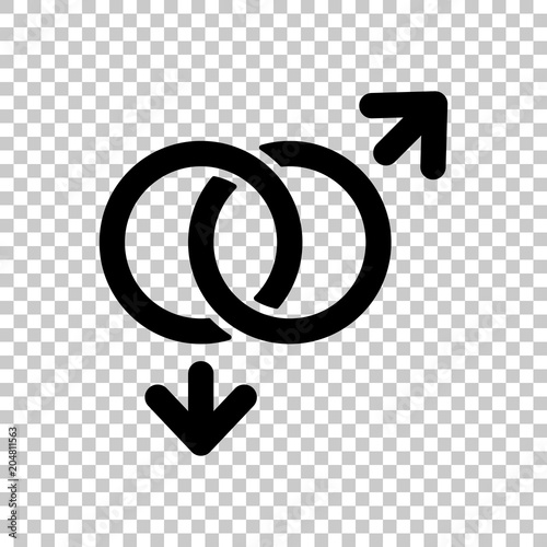 Get Icon Gender Symbol