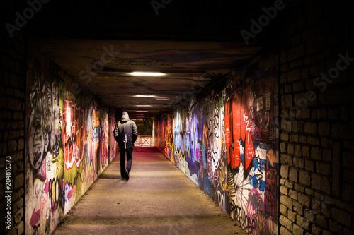 Poster Graffiti Underground