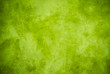 Leinwanddruck Bild - Lime green painterly background texture
