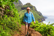 Hike in Na Pali