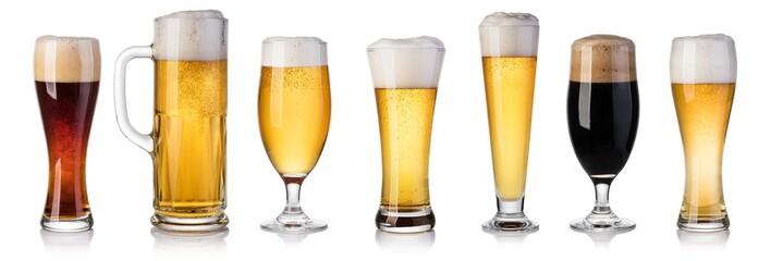 set pivske čaše