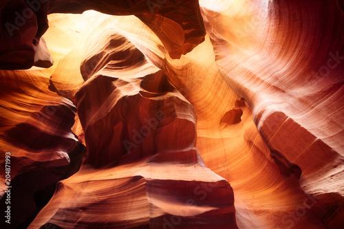Staande foto Centraal-Amerika Landen Antelope Canyon, Arizona