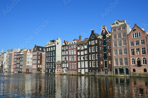 Zdjęcie XXL Objazd do Amsterdamu