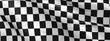 Checkered flag, race flag background