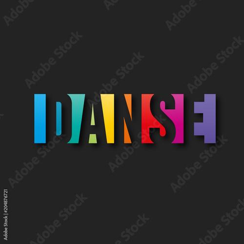 danse Canvas Print