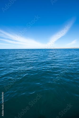 Staande foto Zee / Oceaan The coast of Baja California Sur in northern Mexico