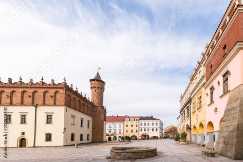 Tarnow. View of the historic old town © Rochu_2008