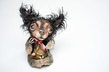 Fur Teddy Crazy Dog Pet Little...