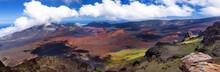 Stunning Landscape Of Haleakal...
