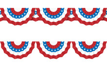 Round Bunting Decoration, For ...