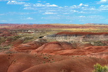 The Painted Desert Is A Part O...