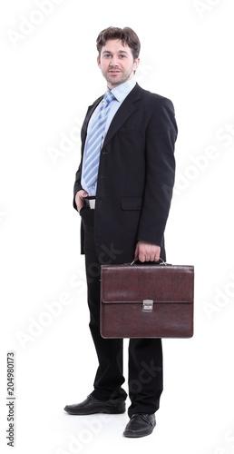 Fotografie, Obraz  in full growth. portrait of a successful businessman