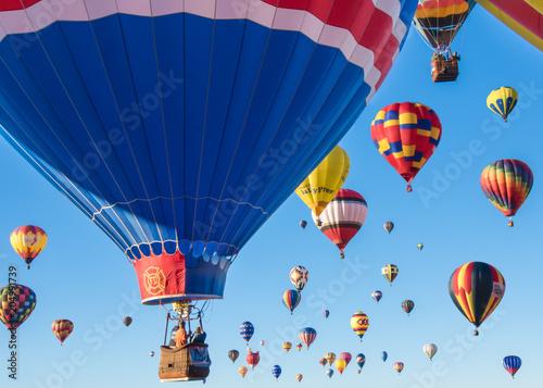 Poster Balloon Balloons Lift Off