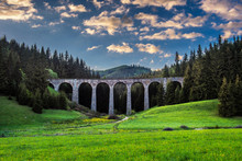 Historic Railway Viaduct Near ...
