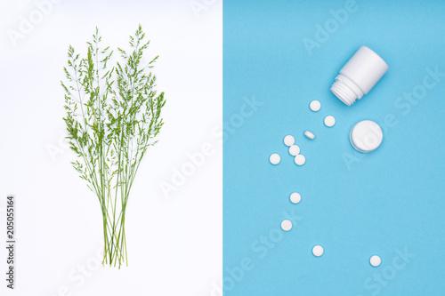 Allergy Canvas Print