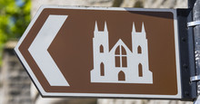 Cathedral Sign In Arundel