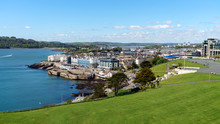 Plymouth Hoe, Devon, United Ki...