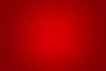 Clean Simple Blood Red Color B...