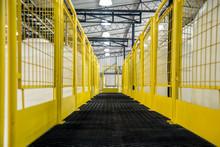 Yellow Industrial Access Platform