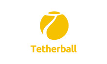 Tetherball Ball With Initial T...