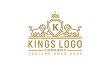 Golden Royal Lion King Crown C...