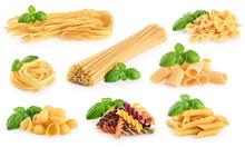 Raw Italian Pasta Fettuccine, ...