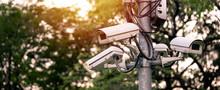 CCTV Camera Security System At...