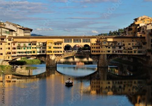 Plakat Ramy z Ponte Vecchio