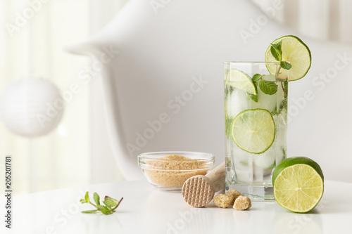 Keuken foto achterwand Cocktail Mojito