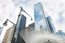 World Trade Center Architecture.