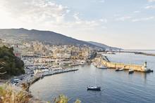 Bastia Port, Corsica France