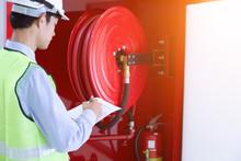 Engineer Inspection Fire Extin...