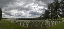 Nécropole De Douaumont, Meuse...