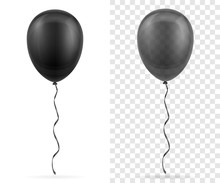 Celebratory Transparent Black ...