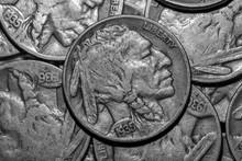 Indian Head Buffalo Nickels Cl...
